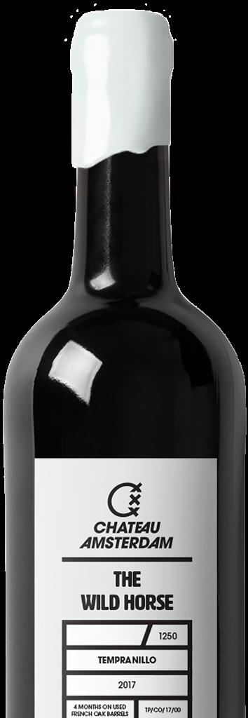 - wijn vin wine wildhorse Chateau Amsterdam