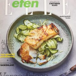 - Chateau Amsterdam in Elle Food magazine