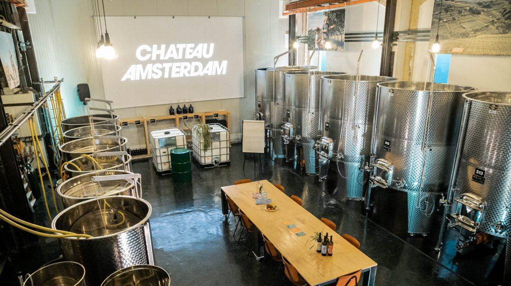 - Unieke vergaderruimte Amsterdam, the Winery