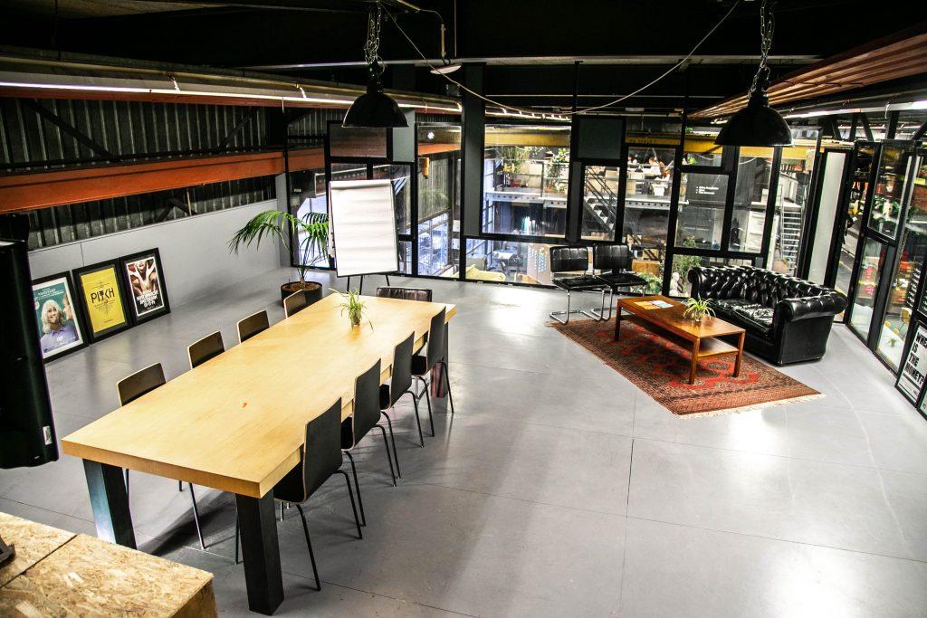 - Unieke vergaderlocatie in Amsterdam - Boardroom