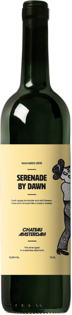 - Serenade by dawn 2019