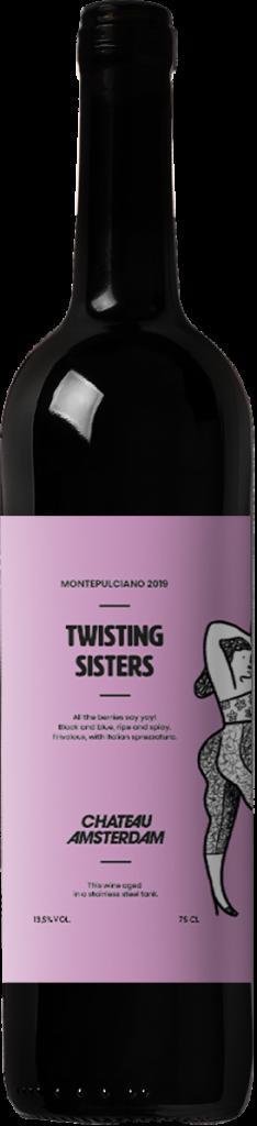 - Twisting sisters 2019